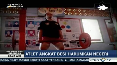 Tiga Atlet Putri Angkat Besi Harumkan Nama Indonesia di Tingkat Asia