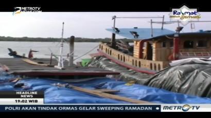 Bea Cukai Gagalkan Penyelundupan Pakaian Bekas dari Malaysia