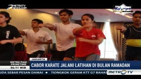 Tim Karate Indonesia Siap Jalani Pemusatan Latihan di Jepang dan Eropa