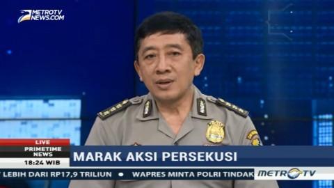 Marak Aksi Persekusi, Apa Langkah Polisi?