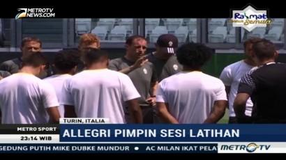 Juventus Mulai Pemusatan Latihan Jelang Final Liga Champions Eropa