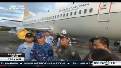 TNI AU Intai Perairan Perbatasan RI-Filipina