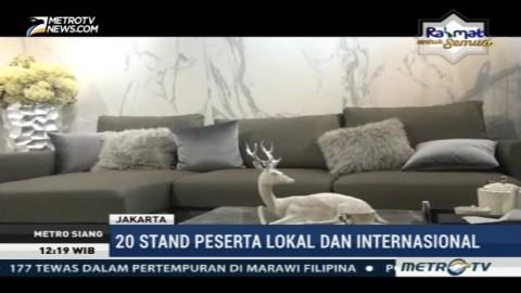 Produk Lokal dan Internasional Ramaikan CASA Indonesia 2017