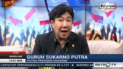 Guruh: Penulisan Nama Bung Karno Bukan Soekarno