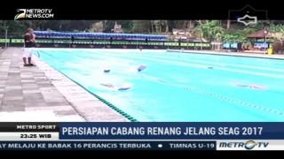 Tim Renang Indonesia Jalani Latihan Intensif