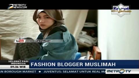 Fashion Blogger Muslimah Dunia yang Menginspirasi