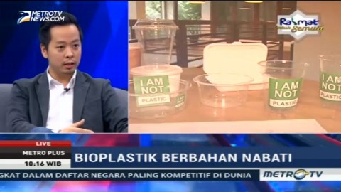Plastik Ramah Lingkungan dari Bahan Nabati (1)