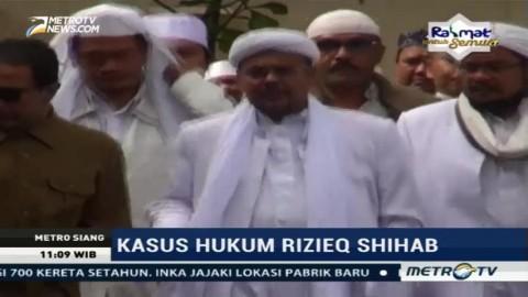 Polisi Masih Pertimbangkan Pencabutan Paspor Rizieq Shihab