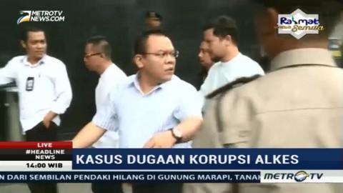 Kasus Alkes, Amien Rais Kirim Perwakilan ke KPK untuk Klarifikasi