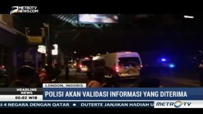 Polisi Gali Informasi Terkait Aksi Teror London