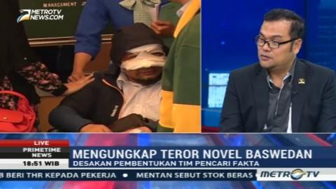 Komnas HAM: Kasus Sulit Diungkap Karena Novel Penyidik KPK