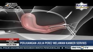 Begini Cara Mendeteksi Kanker Serviks