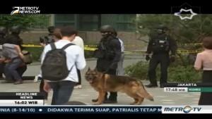 Ledakan di Universitas Korea Selatan, Seorang Profesor Terluka