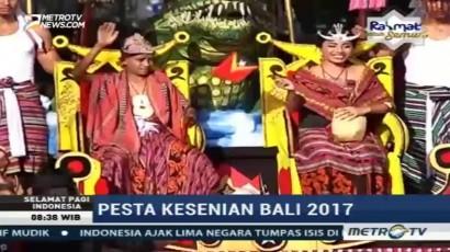 Pesta Kesenian Bali ke-39 Angkat Tema Ulun Danu