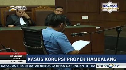 Choel Kecewa dengan Tuntutan Jaksa