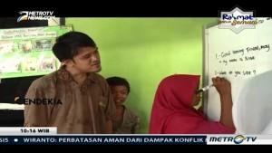Rumah Belajar Yatim Kampung Rawadas (2)