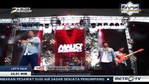 Synchronize Festival 2017 Kembali Hadirkan Musisi Dangdut