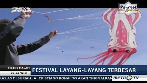 Festival Layang-layang Terbesar di Dunia