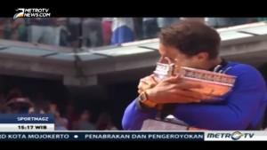 Supremasi Rafael Nadal di Roland Garros