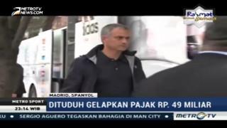 Mourinho Dituduh Gelapkan Pajak