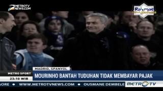 Jose Mourinho Bantah Tuduhan Tak Membayar Pajak