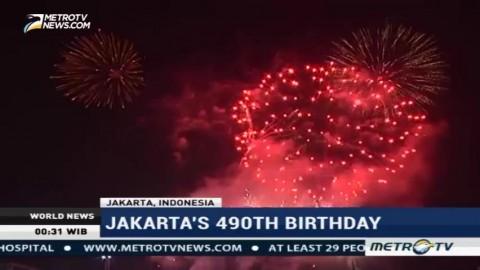 Jakarta's 490th Birthday