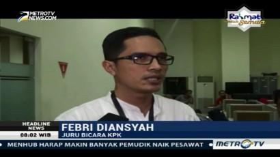 KPK Geledah Tujuh Lokasi Terkait Kasus Suap Gubernur Bengkulu