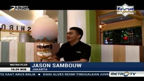 Nikmatnya Kuliner Es Krim Jumbo Khas Jepang