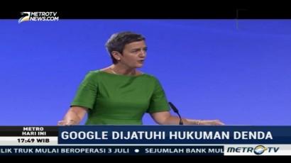Google Dijatuhi Denda Rp36 Triliun