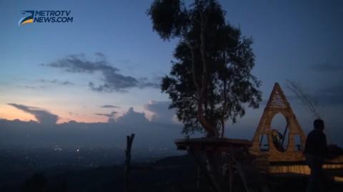 Menikmati Sajian Bentang Alam Yogyakarta dari Puncak Becici