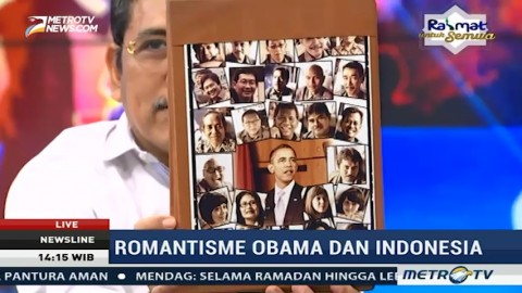 Romantisme Obama dan indonesia (2)
