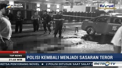Kronologi Penusukan Dua Brimob di Masjid Falatehan