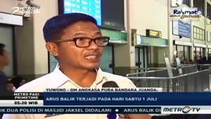 Bandara Juanda Tambah 586 Penerbangan
