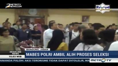 Mabes Polri Ambil Alih Seleksi Akpol di Polda Jabar