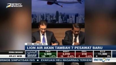 Lion Air akan Tambah Tujuh Armada Baru