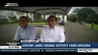 Lawatan Nostalgia Obama