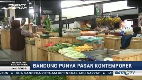 Pasar Sarijadi Bandung Kini Hadir dengan Konsep Kontemporer
