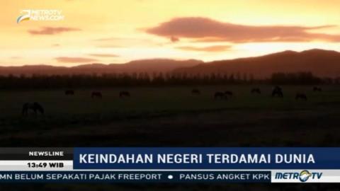 Indahnya Islandia, Negeri Terdamai di Dunia