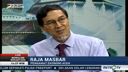 Program Irwandi-Nova Dinilai Bisa Sejahterakan Masyarakat Aceh