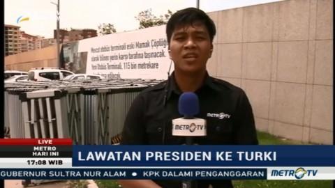 Hadiri KTT G20, Jokowi Soroti Isu Penggelapan Pajak
