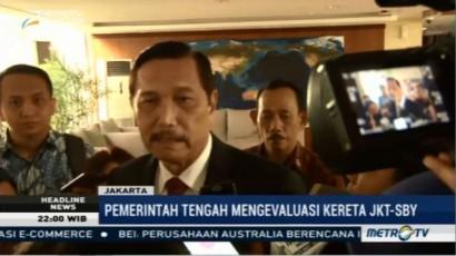 Penambahan Rute Kereta Cepat Jakarta-Surabaya Masih Dievaluasi Pemerintah