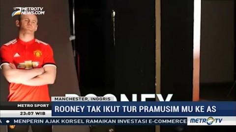 Transfer Morata Tentukan Nasib Rooney
