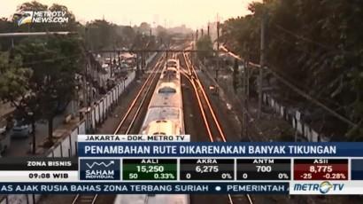 Pemerintah Kaji Rute Baru Kereta Cepat Jakarta-Surabaya