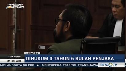 Choel Mallarangeng Divonis 3,5 Tahun Penjara