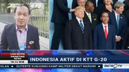 Jokowi Bicara Program Deradikalisasi di KTT G20