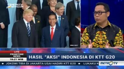 Menakar Hasil Aksi Indonesia di KTT G20