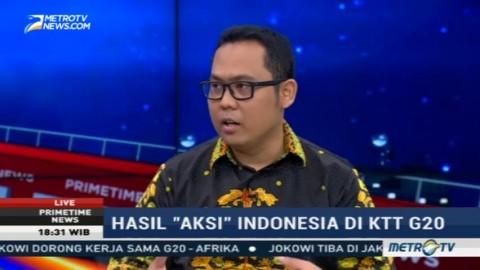 Peran Indonesia dalam Kesepakatan Perubahan Iklim
