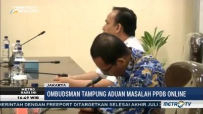 Ombudsman Terima Sejumlah Laporan Soal PPDB Online