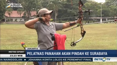 Pelatnas Panahan akan Dipindah ke Surabaya