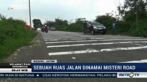 <i>Mysterious Road</i> Gunung Kelud